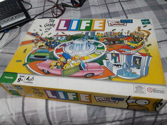 Life - Os Simpsons, Bom Estado