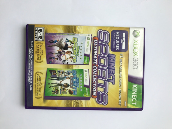 Kinect Sports Ultimate Collection - Xbox 360 (mídia Física)