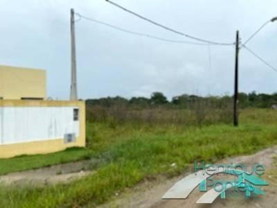 Terreno No Bairro Estância Santa Izabel Em Peruíbe - Te00160