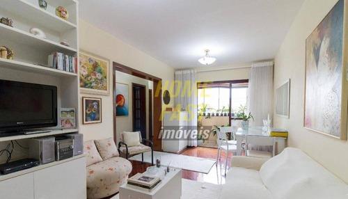Apartamento Com 3 Dormitórios À Venda, 82 M² Por R$ 430.000,00 - Cidade Maia - Guarulhos/sp - Ap2354