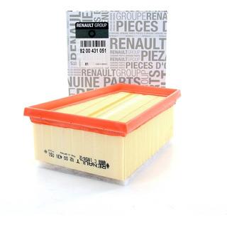 Filtro Aire Original Renault Megane 1.6 16v K4m 0225241229