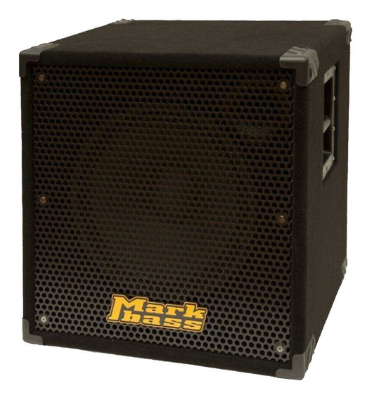 Bafle Para Bajo Mark Bass Standard 151hr Black 300watt