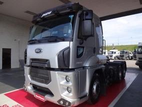Ford Cargo 2842 6x2 2013 Canelinha Completo Selectrucks