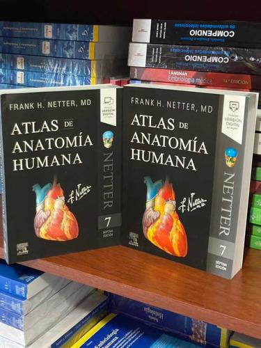 Atlas De Anatomia De Netter 7ma Edición