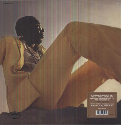 Curtis Mayfield Curtis Vinilo Lp Import