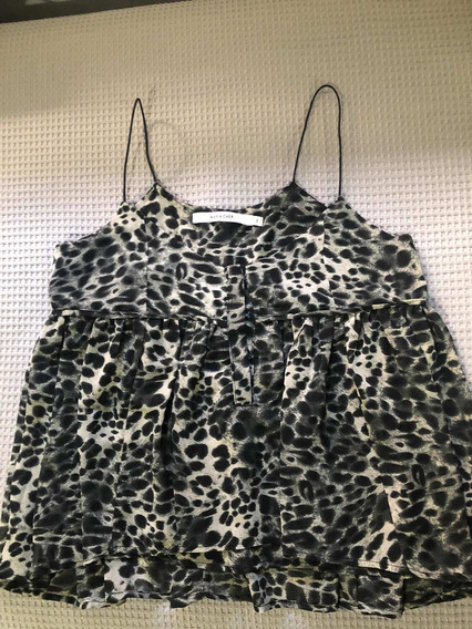 Blusa Maria Cher Estampada