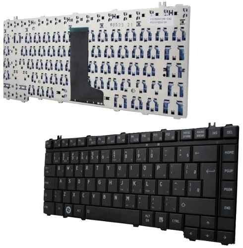 Teclado Toshiba Séries A200, A300, M200, M300
