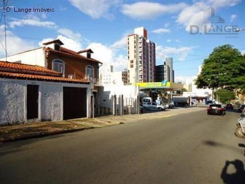 Imagem 1 de 8 de Vendo - Jardim Guanabara / Vila Itapura - Terreno Comercial - Òtimo Local - Campinas Sp. - Ar0020