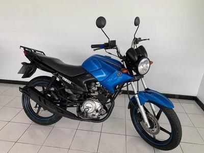 Yamaha Ybr 125 Ed Azul 2014