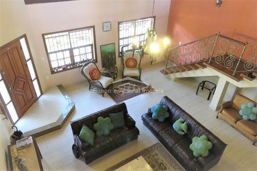 Casa À Venda Em Loteamento Caminhos De San Conrado - Ca011545