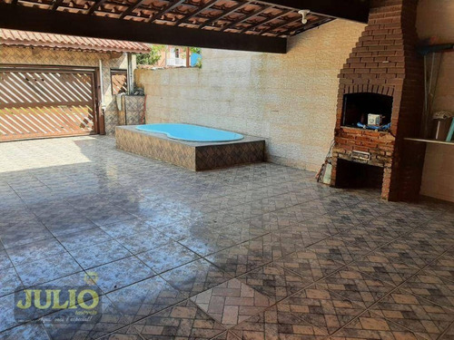 Imagem 1 de 14 de Casa Com 2 Dormitórios À Venda, 111 M² Por R$ 265.999 - Vila Anhanguera - Mongaguá/sp - Ca4181