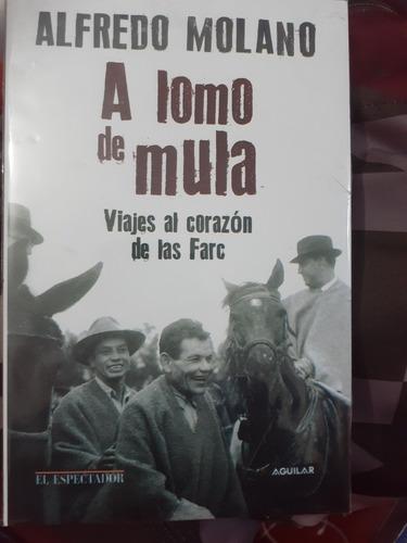 Libro A Lomo De Mula Nuevo