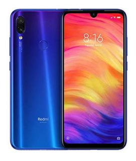Xiaomi Redmi Note 7 128 Neptune Blue Global + Capa
