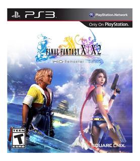 Final Fantasy X-x2 Hd Remaster Ps3