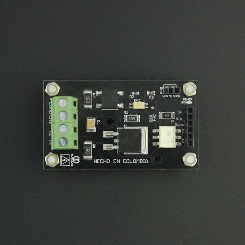 Dimmer Digital 1ch 1kw Para Arduino Triac Bta312 - Sutagao