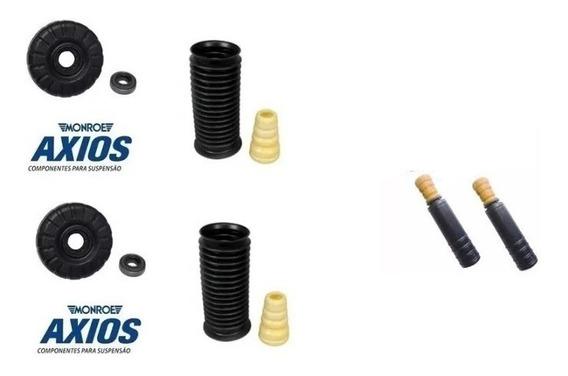 Coxim Axios + Batente Dianteiro Traseiro Onix Spin Cobalt