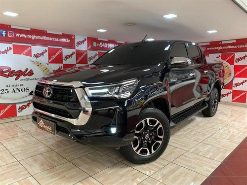 Toyota Hilux Hilux Sw4 Srx Diamo. 4x4 2.8 Tb Die Aut. Diese