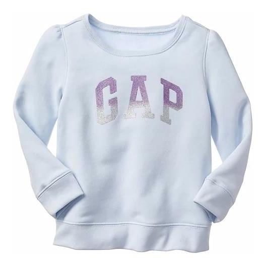 Gap Sudadera Niña Con Logo Gap Talla 3 4 5 Nueva