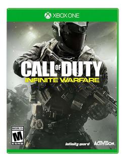 Call Of Duty Infinite Warfare Xbox One Fisico Original