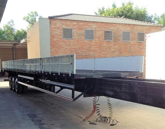 Carreta Extensiva Randon 18 / 29 M 2012 Suspensão Molas