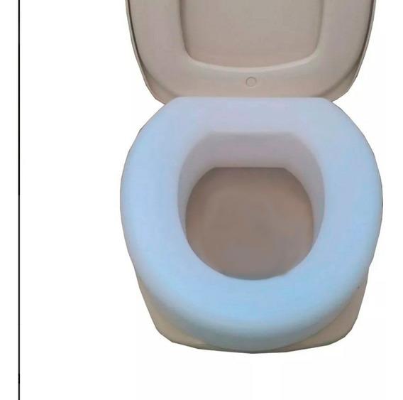 Elevação Assento Sanitário Elevado 13cm Frete Gratis Brinde