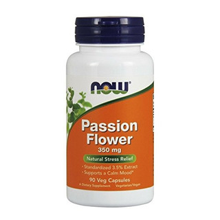 Ahora Passion Flower 350 Mg90 Veg Capsules