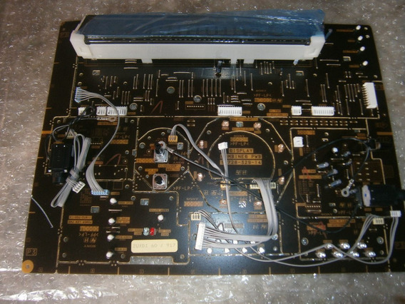 Placa Painel Do Som Sony Hcd-zux9
