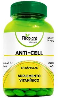 Anti Celulite 500mg - 60 Caps 12 Potes