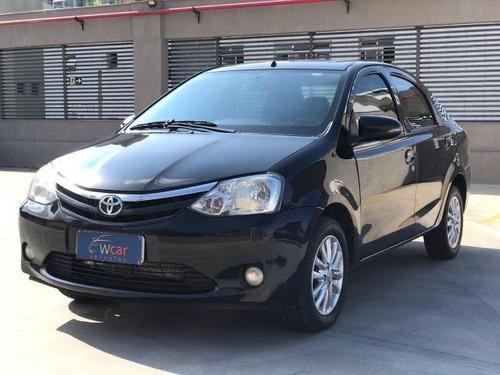 Toyota Etios Xls-mt 1.5 16v Flex, Hlt3456