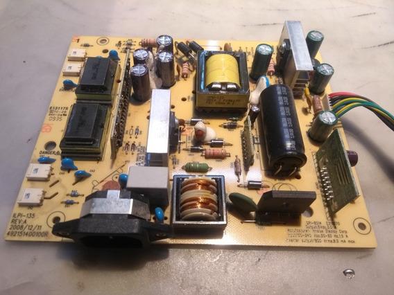 Placa Fuente Monitor Hp 2009