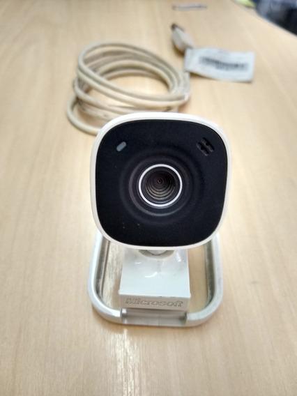 Webcam Microsoft Lifecam Vx-800 - Funcionando Perfeitamente