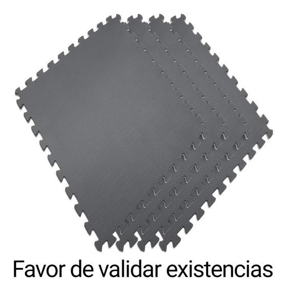 Tapete Gris/negro Multiusos