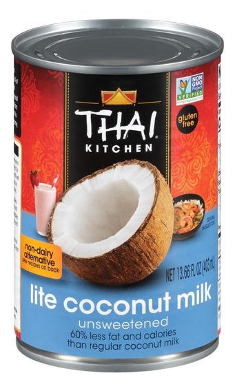 Leche De Coco Thai Kitchen 400 Ml Gluten Free