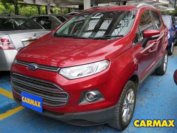Ford Ecosport Titaniun 2016 Financiamos Hasta El 100%