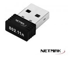 Placa Wifi Usb Tamaño Micro De 150mbps Plug And Play 150mb