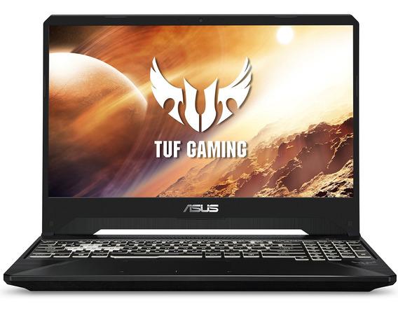 Notebook Gamer Asus R7 3750h Tuf 8gb 256gb Ssd Gtx1650
