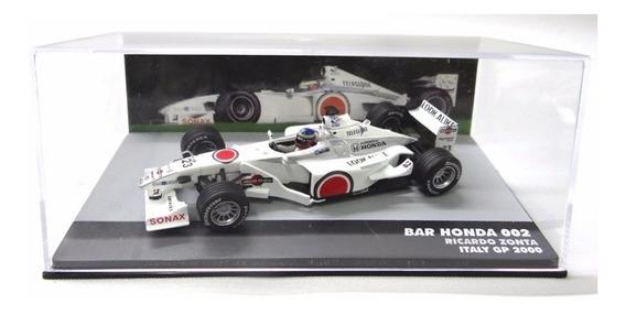 Miniatura Bar Honda 002 - Ricardo Zonta Edição 1/43