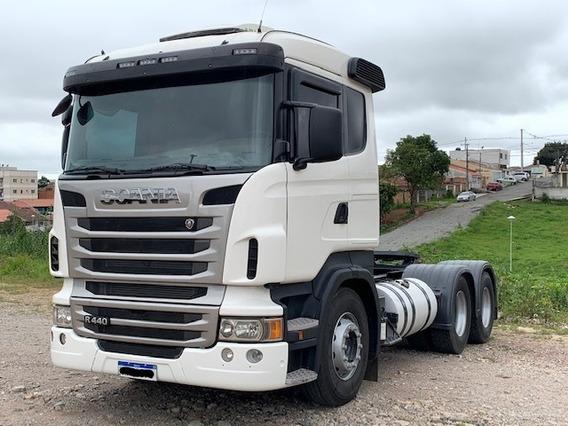 Scania R 440 - 6x4 - 2013/13