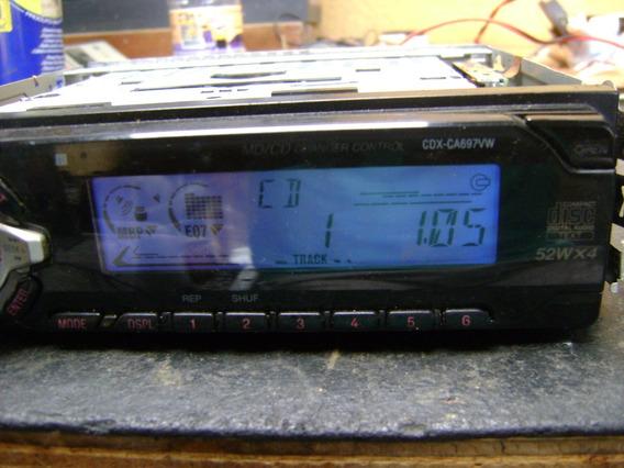 Rádio Antigo Sony Ver A Descrição