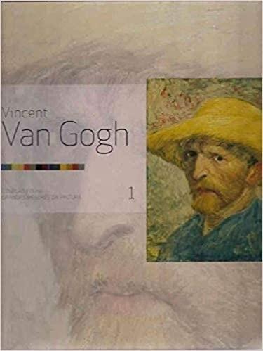 Livro Vicent Van Gogh 1 Coleção Folh Coleção Folha De S