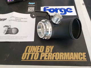 Turbo Inlet Pipe Mqb Forge Audi, Seat Y Vw