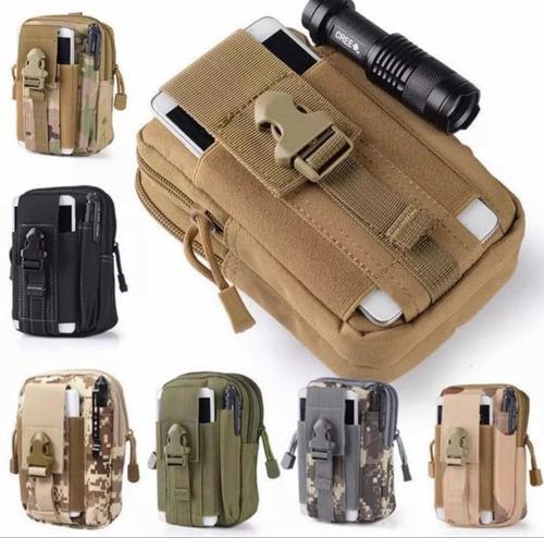 Carriel Tactico Militar Portable Canguro