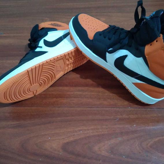 Jordan 1 Orange Retro
