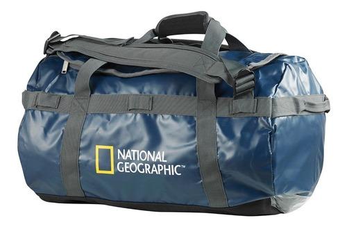 Bolso Mochila 50 Litros Impermeable National Geographic