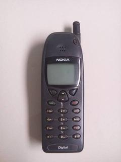 Celular Antigo Nokia 6120i Para Coleção Funcionando