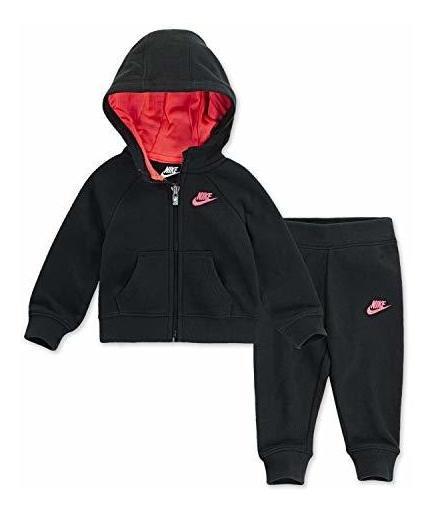Nike Conjunto De Pantalones Para Bebe 2 Piezas