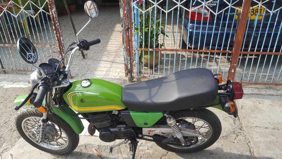 Moto Suzuki Pinina Ds 80