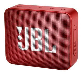 Parlante Bluetooth Jbl Go 2 Red