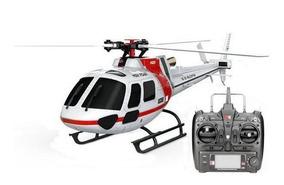 Helicóptero Xk K123 S-fhss 6ch Brushless 3d/6g System Rc Rtf