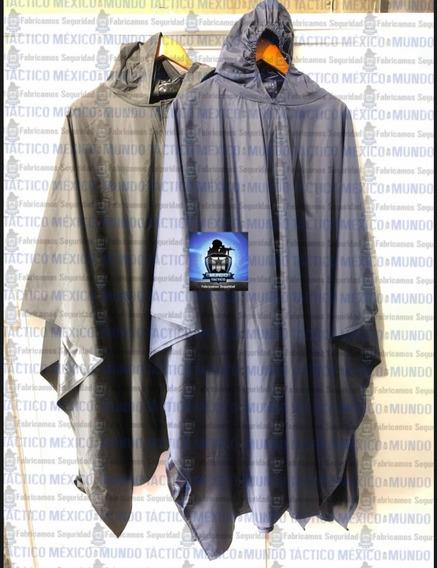 Manga Impermeable Poncho Para Lluvia Para Policía O Militar